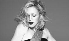 Мадонна показала мускулы в рекламной кампании Versace