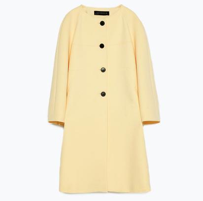 Пальто Zara, 7999 р.