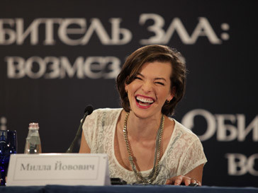 Мила Йовович (Mila Jovovich)