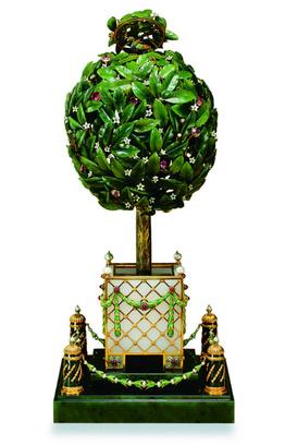 Яйцо «Лавровое дерево»