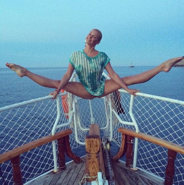 Анастасия Волочкова: фото