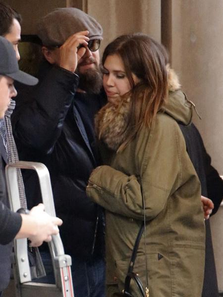 Ди Каприо увел подругу у Абрамовича фото