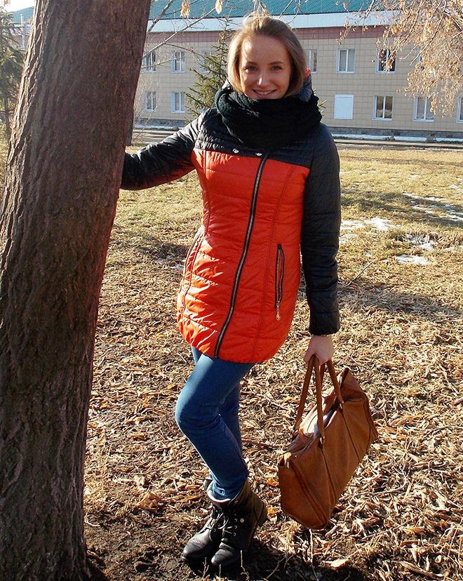 Омск, модные образы осени, мода улиц