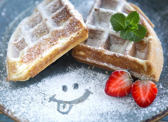 Блюда для детского завтрака
