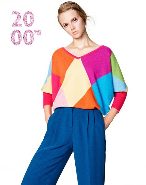 Полвека в моде: United Colors of Benetton выпустил к своему юбилею капсульную коллекцию