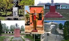 сайт котором собрано памятников ленину мира