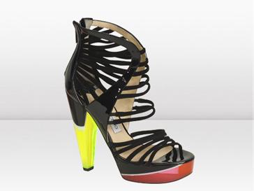Новая модель туфель от Jimmy Choo