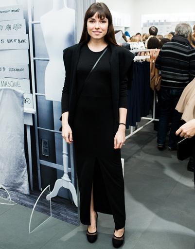 Ирена Понарошку на презентации коллекции MMM with H&M