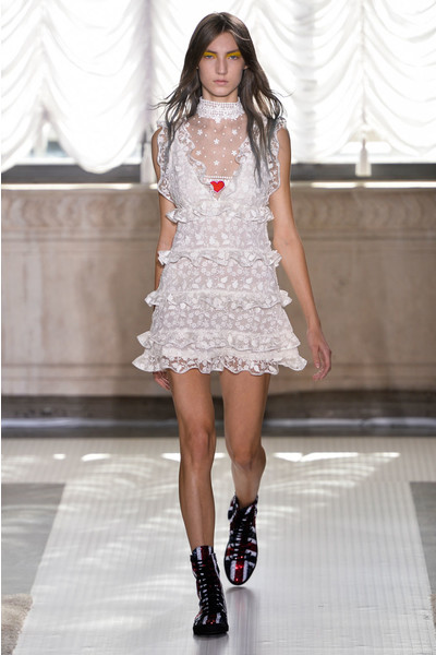 50 лучших платьев Недели моды в Милане | галерея [1] фото [13]