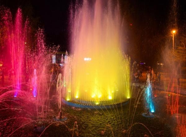 «Ночь фонтанов», фото