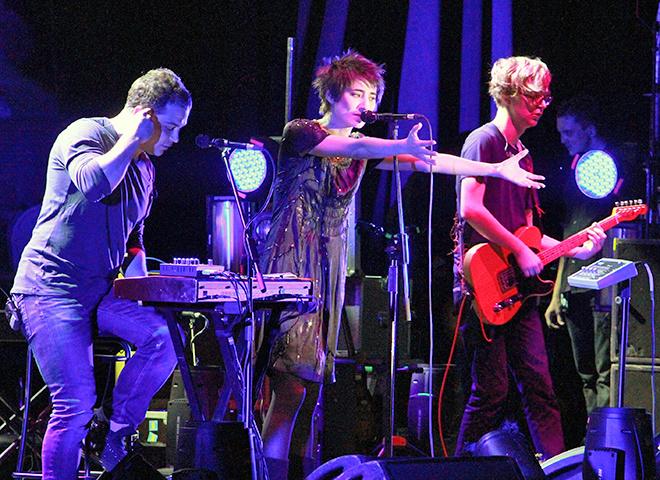 Ростовчанин пожаловался на Земфиру в полицию из-за концерта 2013 года