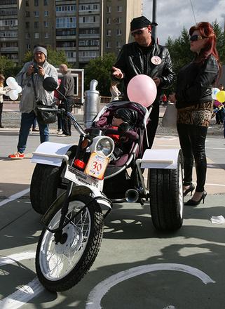парад колясок 2014 итоги победители День города в Тюмени