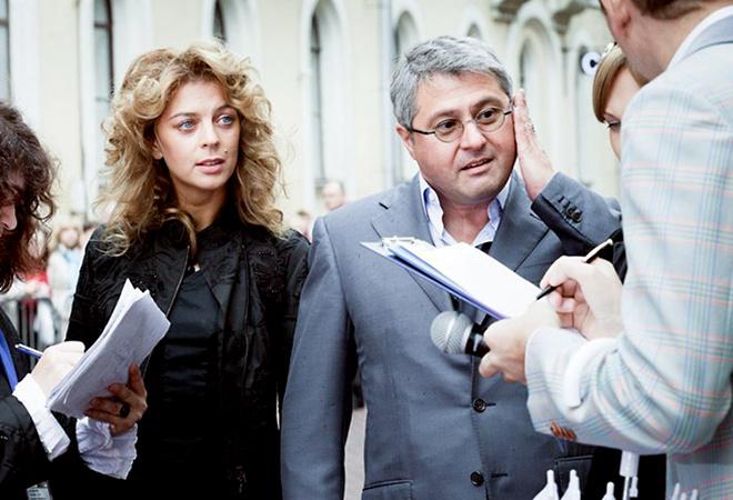 Дмитрий Месхиев, Кристина Кузьмина, развод