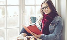 5 книг, которые избавят от зимней спячки