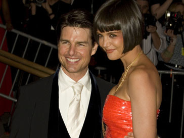 Том Круз (Tom Cruise) и Кэти Холмс (Katie Holmes) расстаются
