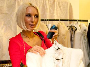 Скоро Лера Кудрявцева отправится за свадебным платьем