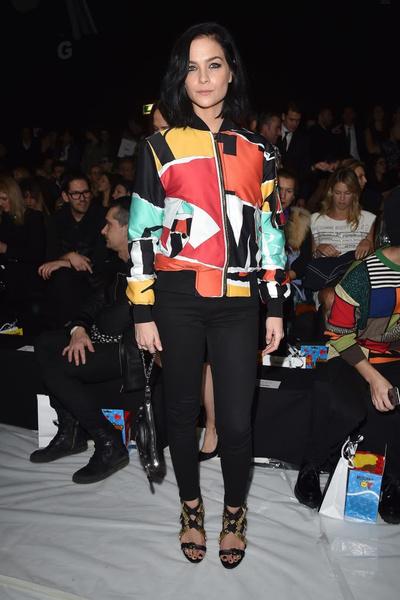 Показ Moschino на Неделе моды в Милане | галерея [1] фото [4]