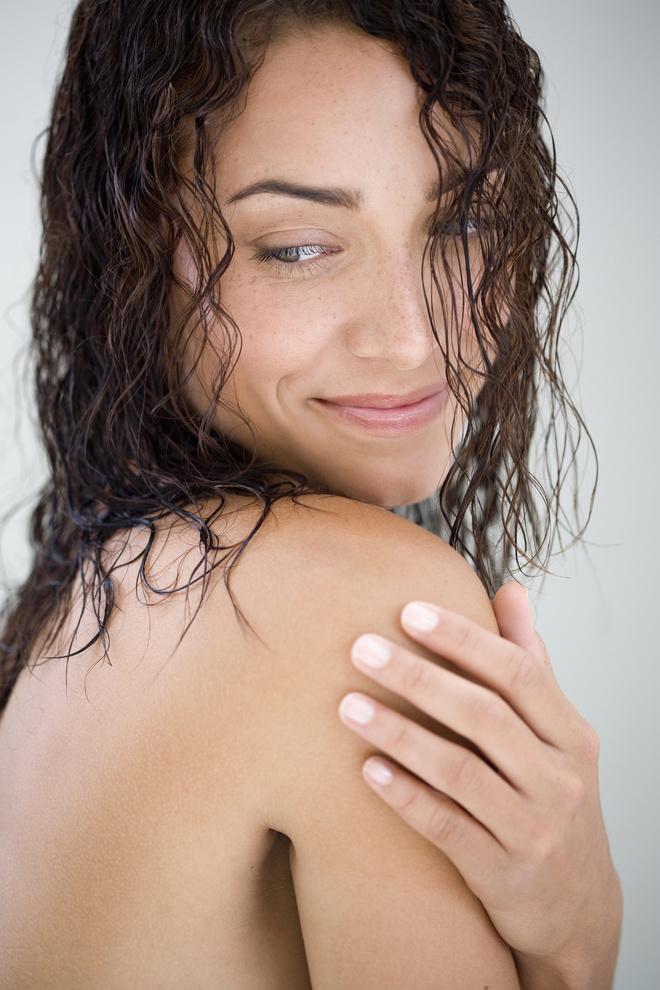 гель для волос для эффекта мокрых волос
