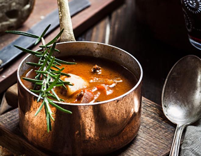как приготовить суп из костей