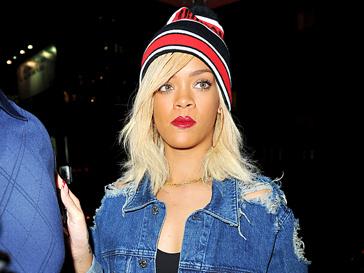 Рианна (Rihanna) пригласила Кейт Мосс (Kate Moss) на свое выступление