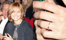 Ингеборга Дапкунайте показала обручальное кольцо
