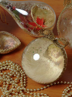 декупаж, декор, мастер-класс, Новый год, своими руками, елочные игрушки, Академия декора, винтаж, ретро, Рождество, подарки на Рождество, новогодние подарки, хэндмейд