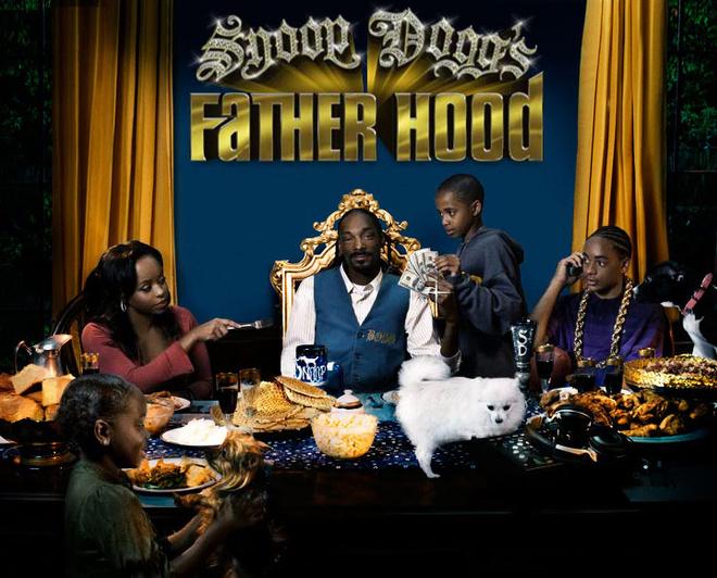 Snoop Dogg и его семья. Шоу начинается!!!