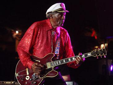 Чак Берри (Chuck Berry) выступает уже более 60-ти лет