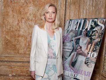 Главным редактором Brides стала Виктория Давыдова