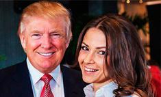 В обнимку с президентом: воронежская бизнес-леди и Трамп