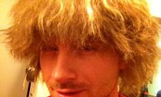 Длинноволосый блондин: Сергей Лазарев сменил имидж