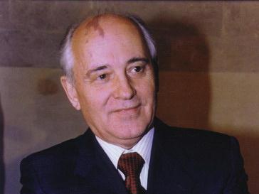 Михаил Горбачев идет на поправку