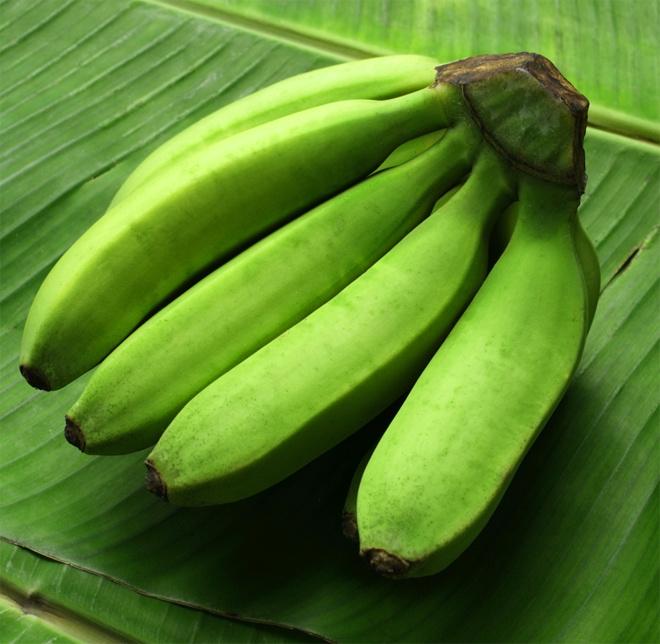 Польза зеленых бананов