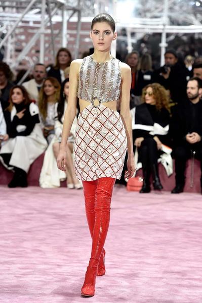 Показ Dior Haute Couture   галерея [1] фото [5]