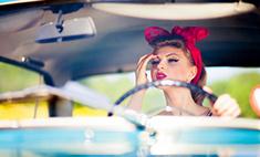 «Красотка за рулем» в Самаре: более 100 очаровательных автоледи! Голосуй!