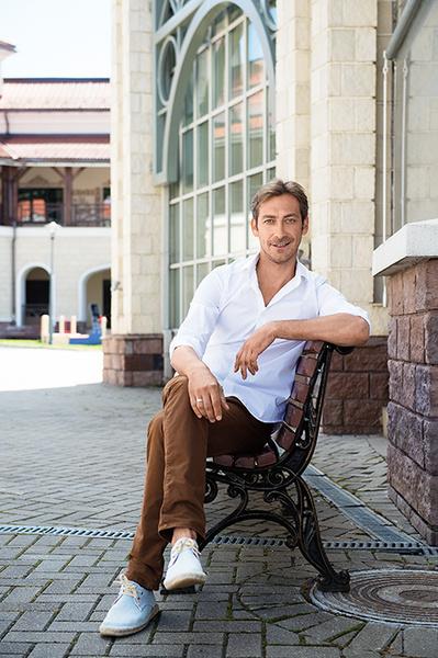 Артем Ткаченко: «Я приличный человек. Влюбился – женюсь!»