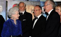 Елизавета II посетила мировую премьеру новых «Хроник Нарнии»