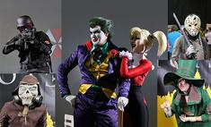 Твой оживший кошмар: 10 злодеев на фестивале комиксов