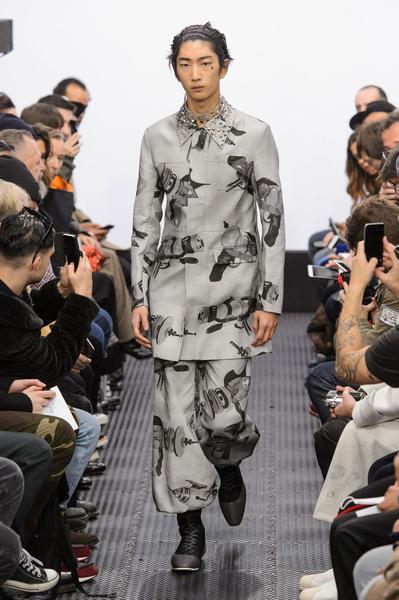 Неделя мужской моды в Лондоне: главные показы   галерея [3] фото [2]