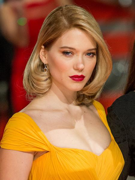 Леа Сейду на премии BAFTA 2015