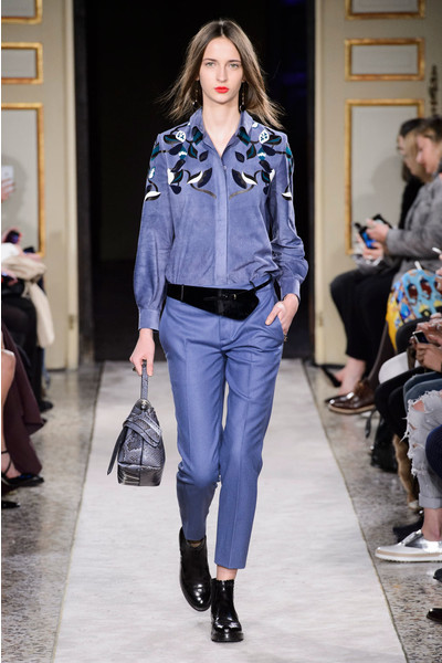 Неделя моды в Милане: 27 февраля | галерея [5] фото [10]