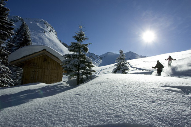 солнечные ворота в горы