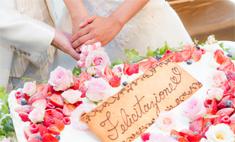 Свадебный торт: 7 самых модных тенденций