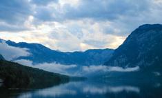 Незабываемая природа Словении: Блед, Бохинь