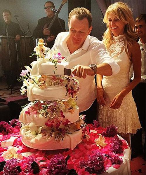 Марат Башаров и Екатерина Архарова, фото