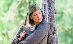 Анастасия Микульчина представила в Красноярске фильм «А зори здесь тихие...»