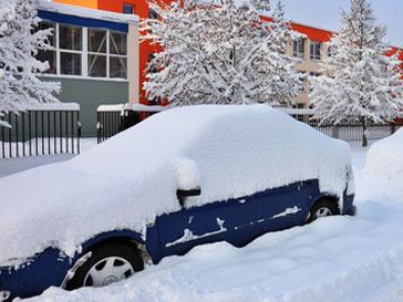 «Моника» засыпет снегом пол-страны
