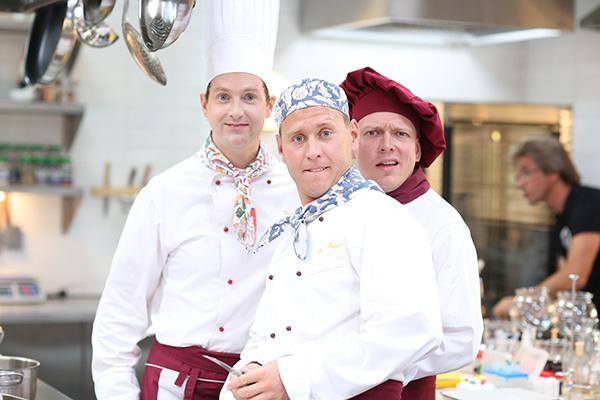 актеры сериала Кухня