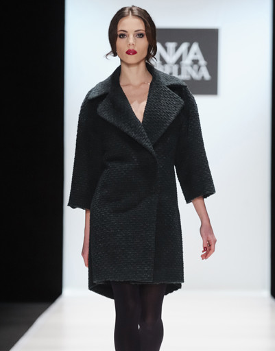 Mercedes-Benz Fashion Week Russia: ANИA ARBELINA, осень-зима 2012/13