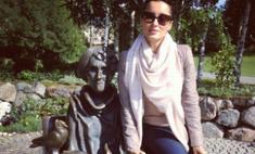 Тина Канделаки провела экскурсию по Стокгольму